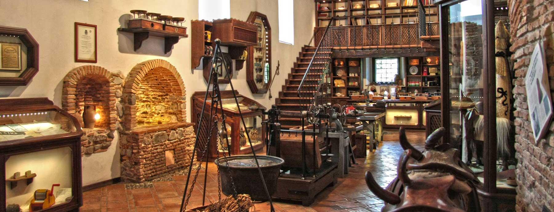 Il museo della Liquerizia Amarelli
