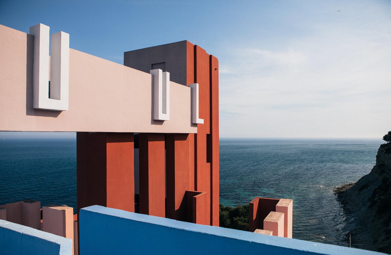 fatti di storie_architettura_la Muralla Roja_Bofill